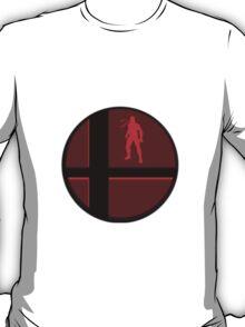 Smash Bros. Snake T-Shirt