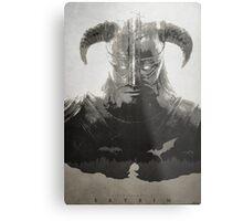 Dragonborn - Skyrim Metal Print