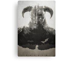 Dragonborn - Skyrim Canvas Print