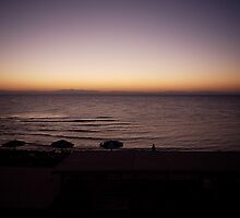 Dahab Sunset by Danger Cain