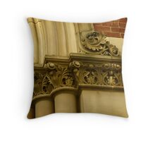 corbel Throw Pillow