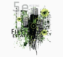 Rise of the Fifth Estate [green] Unisex T-Shirt