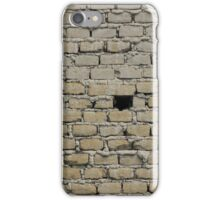 Faded Adobe Wall iPhone Case/Skin
