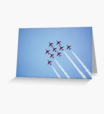 Point to the Sky Greeting Card