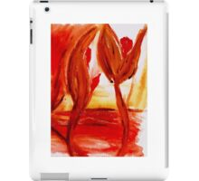 Planet of fire iPad Case/Skin