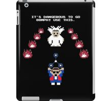 Back to the Future Zelda iPad Case/Skin