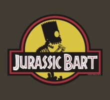 Jurassic Bart by RichWilkie