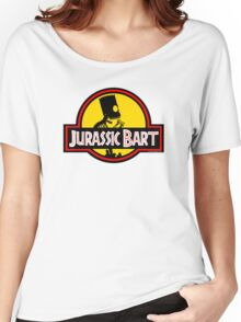 Jurassic Bart Women's Relaxed Fit T-Shirt
