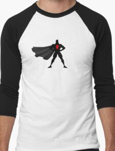 Super Occupy Men's Baseball ¾ T-Shirt