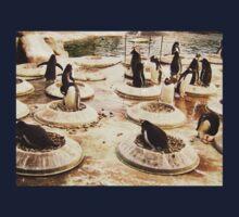 Penguin Paradise Kids Tee