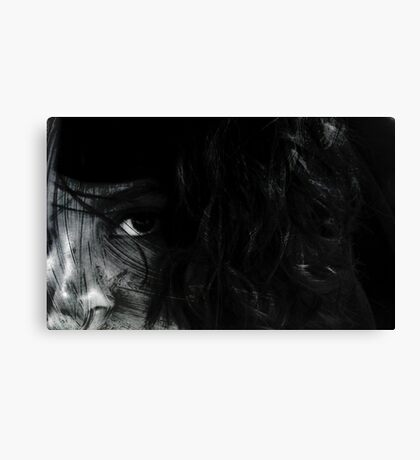 The closest... in hell Canvas Print