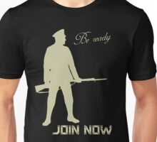 join now Unisex T-Shirt