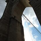 Brooklyn Bridge by dannytheniceguy