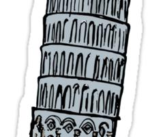 Pisa tower Sticker