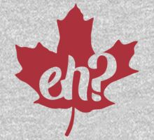 Canada, Eh? Maple Leaf Kids Tee