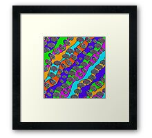 """""""Twistor Space and Light""""© Framed Print"""