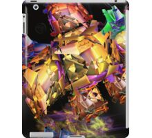 ©DA Airplanes Fractals I iPad Case/Skin