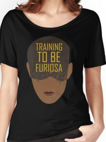 Training To Be Furiosa  Women's Relaxed Fit T-Shirt
