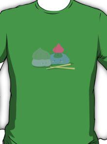 Dumpling Bulbasaur Family T-Shirt