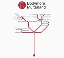 Bodymore Murdaland by Rajiv Ramaiah
