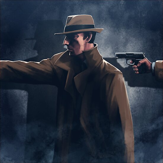Detective Patfield by 2DForever