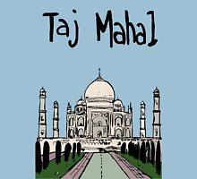 Taj Mahal Unisex T-Shirt