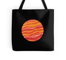 Bound for Planet Bacon… Tote Bag