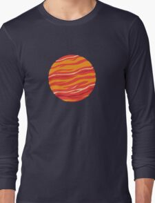 Bound for Planet Bacon… Long Sleeve T-Shirt
