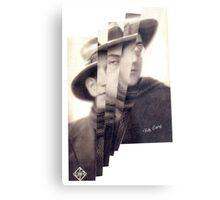 Fritz Lang. Metal Print