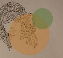 Orange dot by oddbird