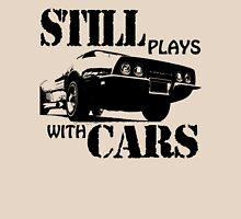 Still plays with cars  Unisex T-Shirt