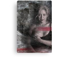 Passion and Desperation Canvas Print