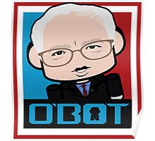 Bernie Sanders Politico'bot Toy Robot 3.0 Poster