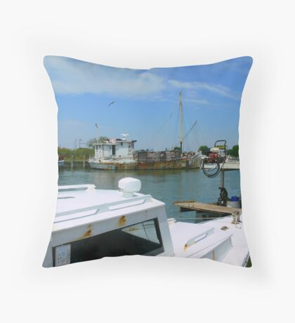 Crow Brothers_1 Throw Pillow