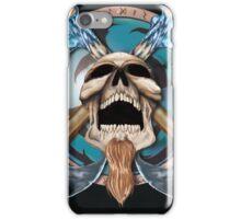 Othar Metal God  iPhone Case/Skin