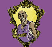 Kobe Bryant by PollaDorada