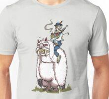 Beast Riding Gentleman-Hunter. Unisex T-Shirt