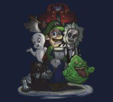 Ghost Hunt by Crolin88