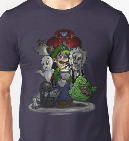 Ghost Hunt Unisex T-Shirt