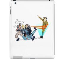 Ghost  Hitler iPad Case/Skin