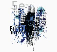 Rise of the Fifth Estate [blue] Unisex T-Shirt
