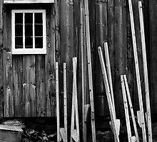 Stilts by Per E. Gunnarsen