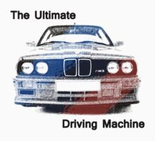 bmw the ultimate driving machine by hottehue