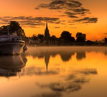 Marlow Sunrise by Martin Griffett