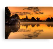 Marlow Sunrise Canvas Print