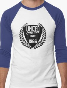 LIMITED EDITION SINCE 1966 Men's Baseball ¾ T-Shirt