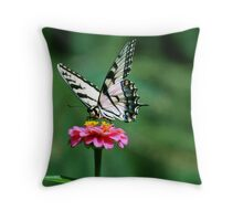 Living Crown Throw Pillow