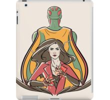 Chaos and Order iPad Case/Skin