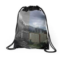 Clutch Tsunami Drawstring Bag