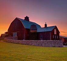 Hernder Estates Winery #6 by (Tallow) Dave  Van de Laar
